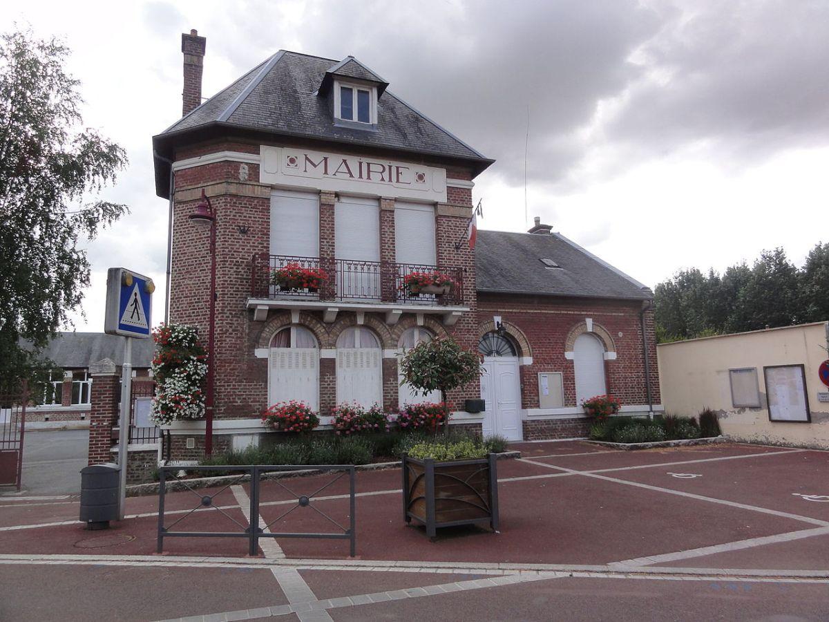 Grugies mairie