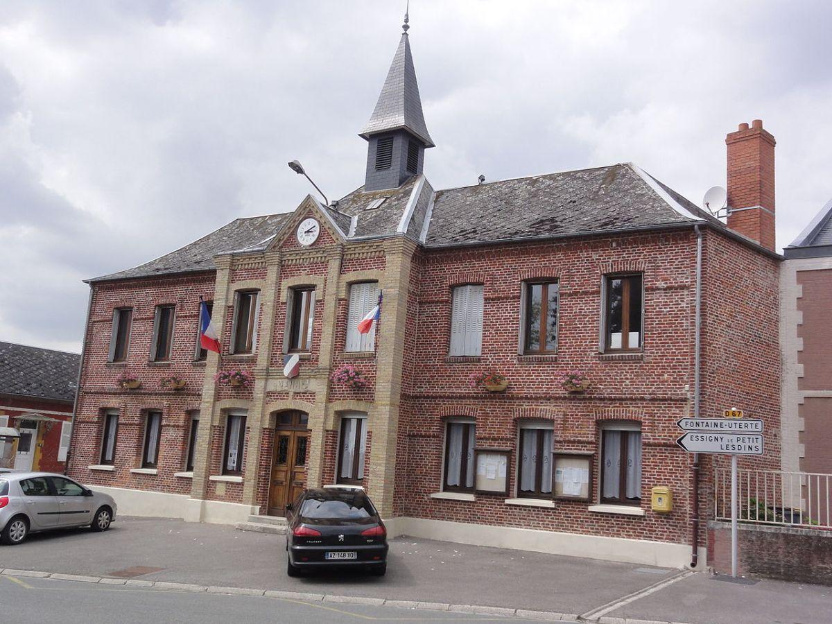 Mairie de Fonsomme