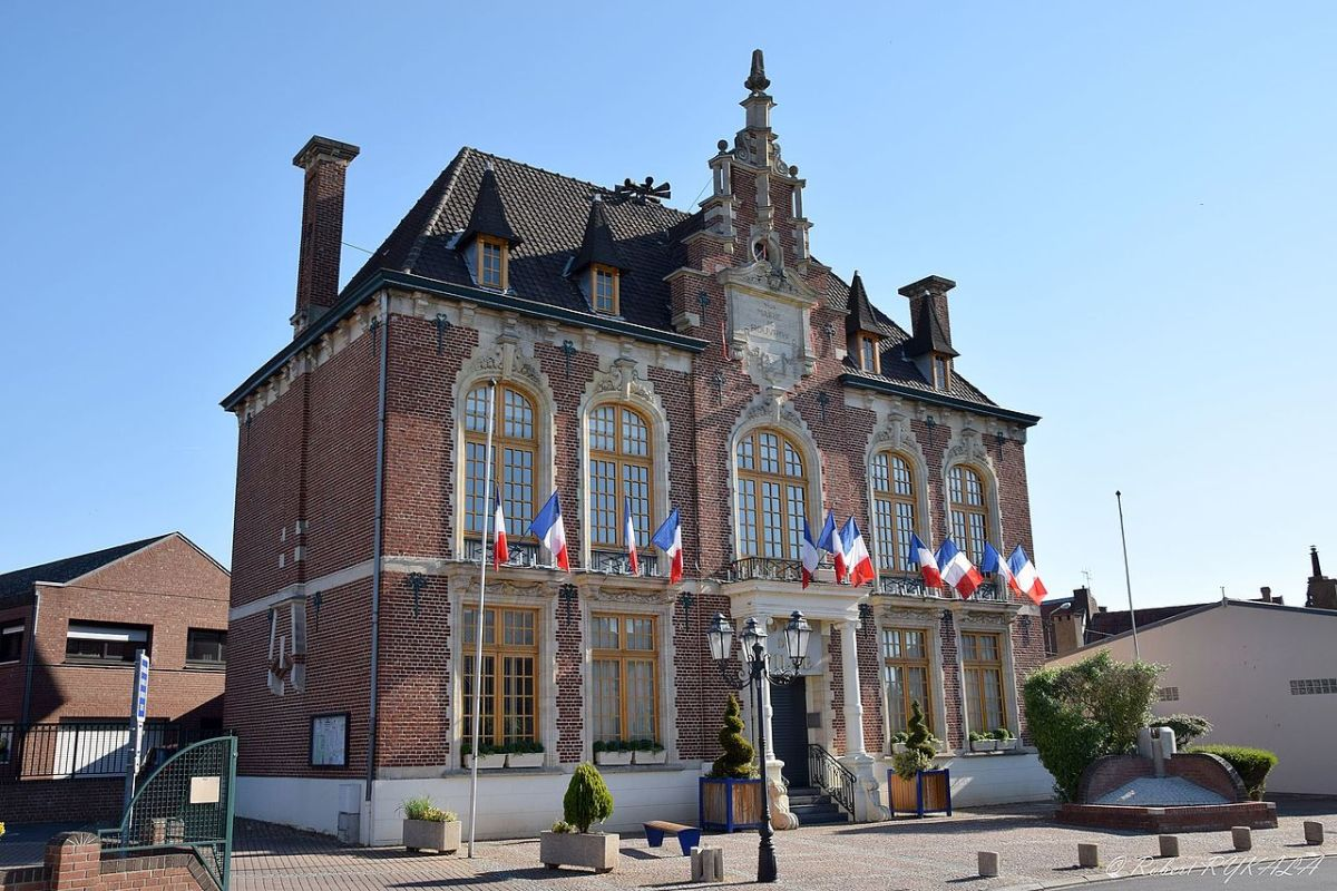 Mairie Rouvroy