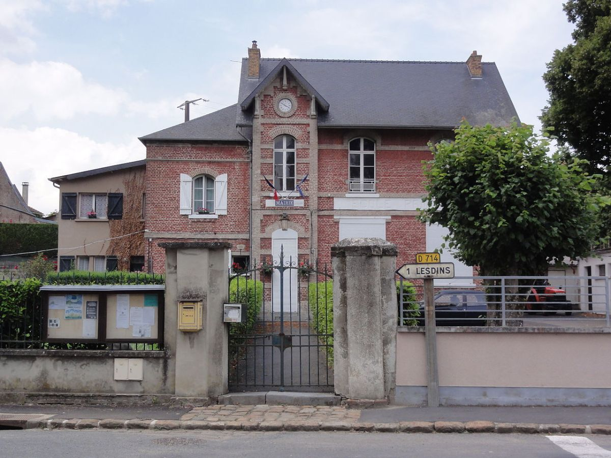 Remaucourt mairie